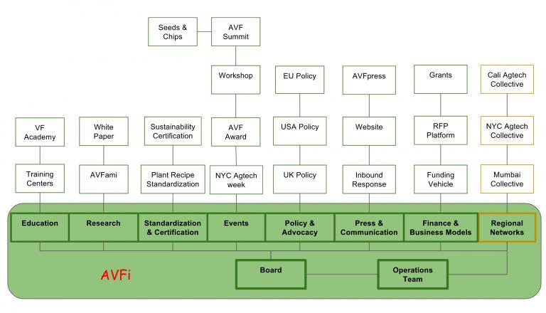 avf-structure