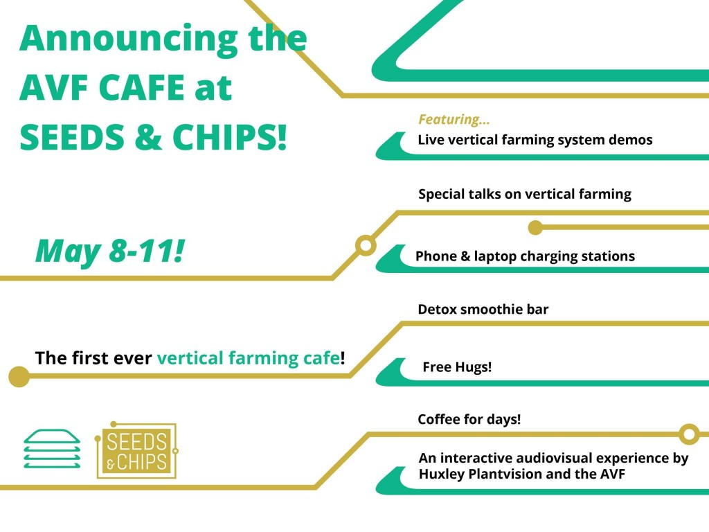 Announcing AVF cafe