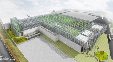 Inagro's Applied Research Facility
