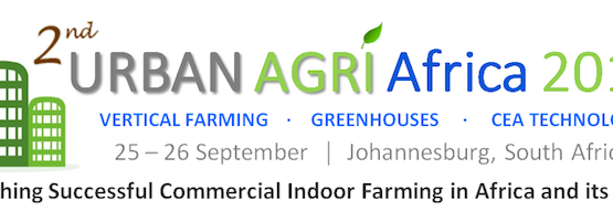 Urban Agri Africa Summit 2018
