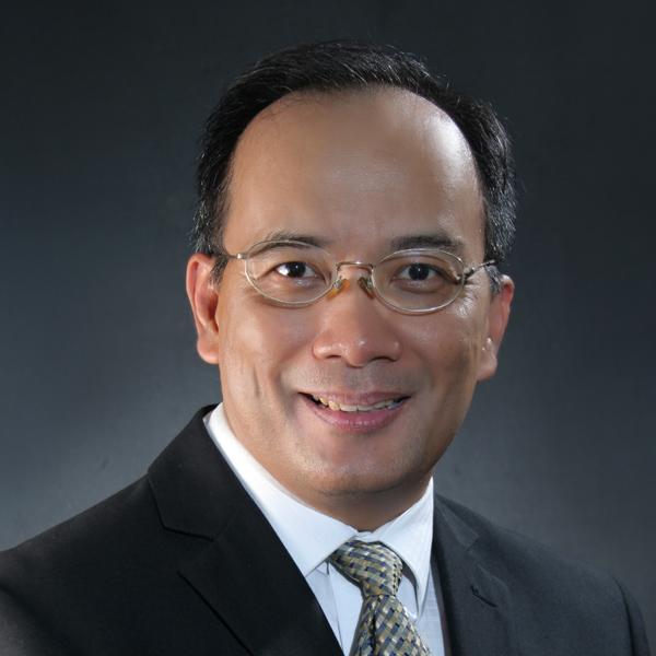 Joel Cuello, AVF VIce-Chairman