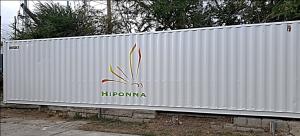 Grupo VESAN container farm
