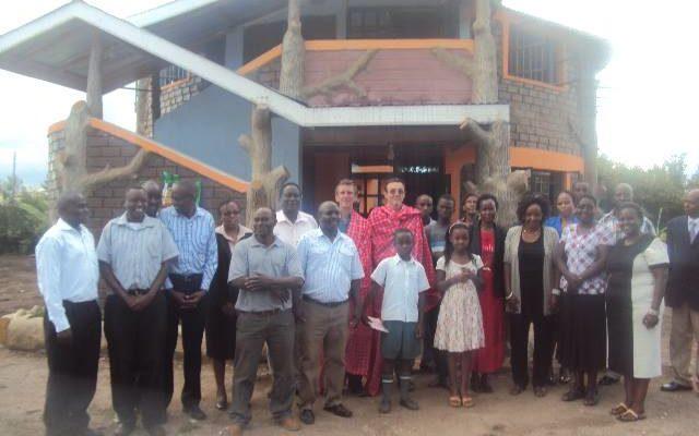 RODI Kenya Vertical Farm Institute