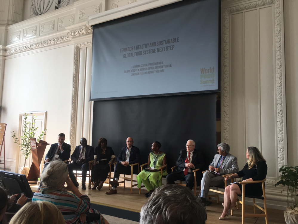 World Food Summit Panel 2019