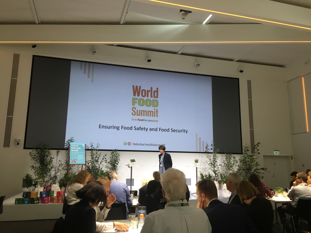 World Food Summit Conference 2019