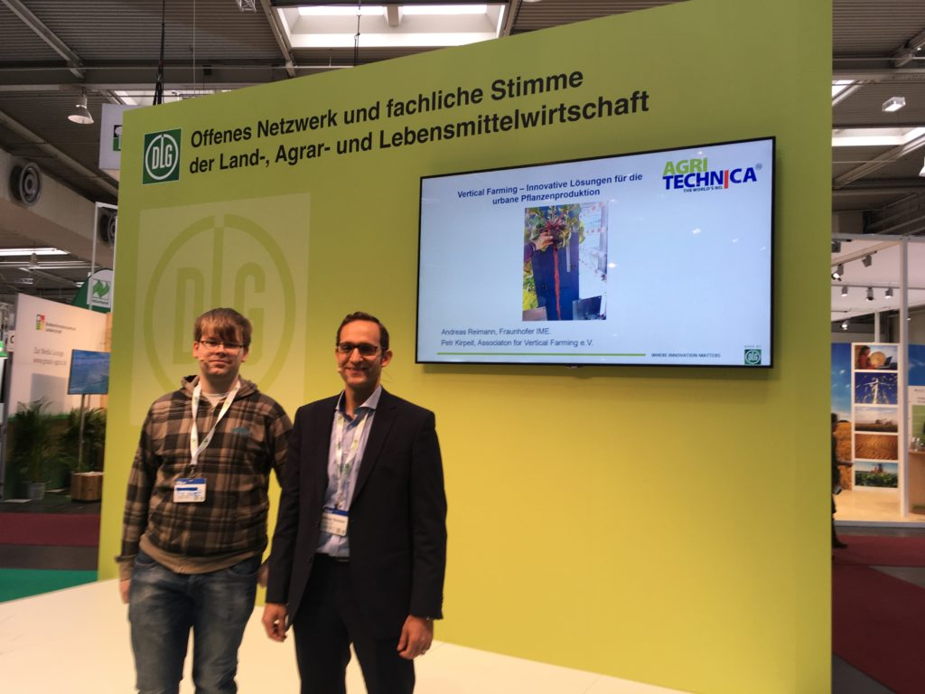 Agritechnica 2019 – The AVF was there