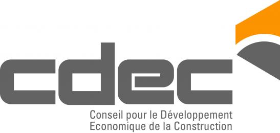 Conseil pour le Développement Economique de la Construction (CDEC)